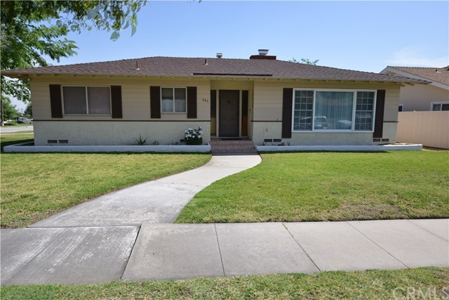 Single Family Home for Sale at 697 Ralston Avenue E San Bernardino, California 92404 United States