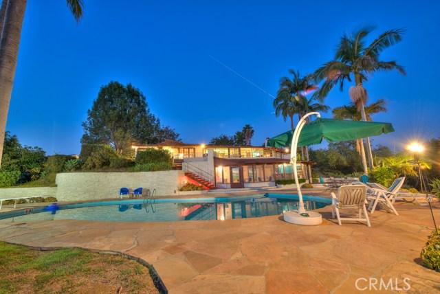 615 Reposado Drive, La Habra Heights, CA, 90631