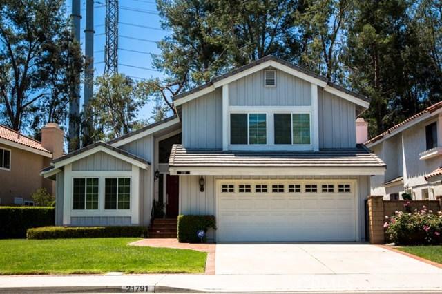 21791 Ontur Mission Viejo, CA 92692 - MLS #: OC17162180