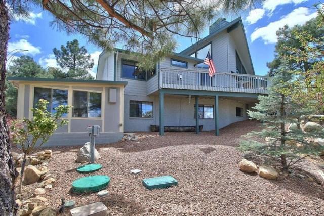 1289 S. Manzanita Hill Road Prescott, AZ 86303 - MLS #: SW17162158