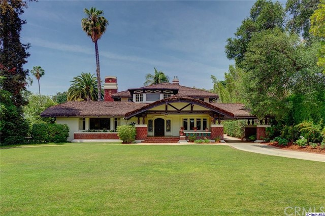 Single Family Home for Sale at 1233 Wentworth Avenue Pasadena, California 91106 United States