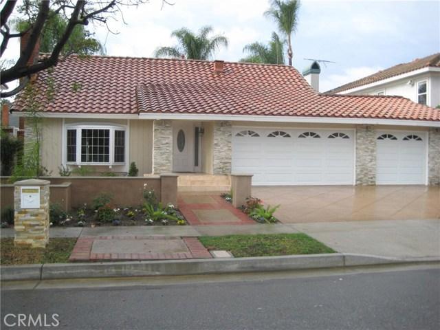 Single Family Home for Sale at 17511 Harvest Avenue Cerritos, California 90703 United States