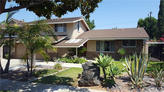 Single Family Home for Rent at 1407 Wickford Drive Brea, California 92821 United States