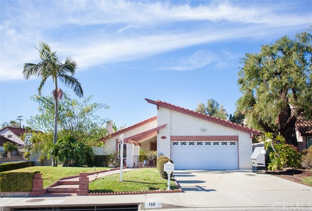 159 N Avenida Alipaz, Walnut in Los Angeles County, CA 91789 Home for Sale