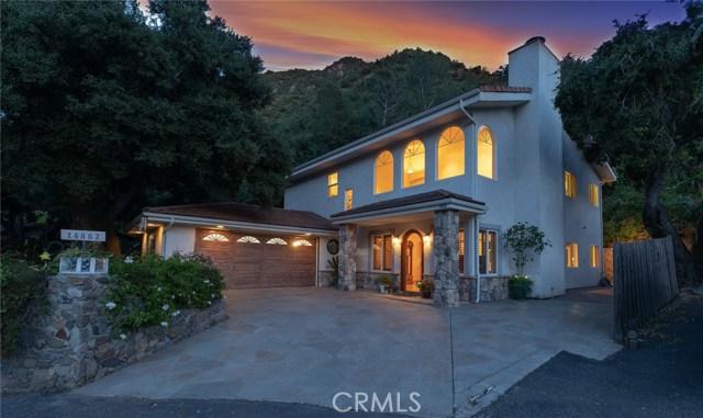 14882 Wildcat Canyon Road, Silverado Canyon, CA 92676 Photo