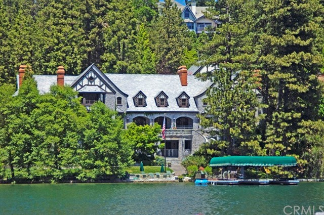 Single Family Home for Sale at 27417 North Bay Rd. Road N Lake Arrowhead, California 92352 United States