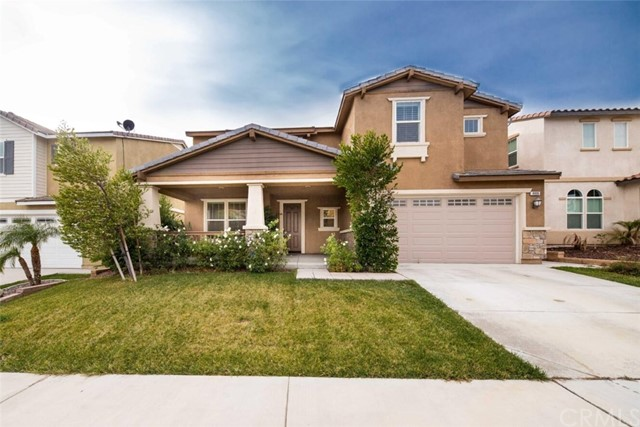 4806 Clarence Way, Fontana, California