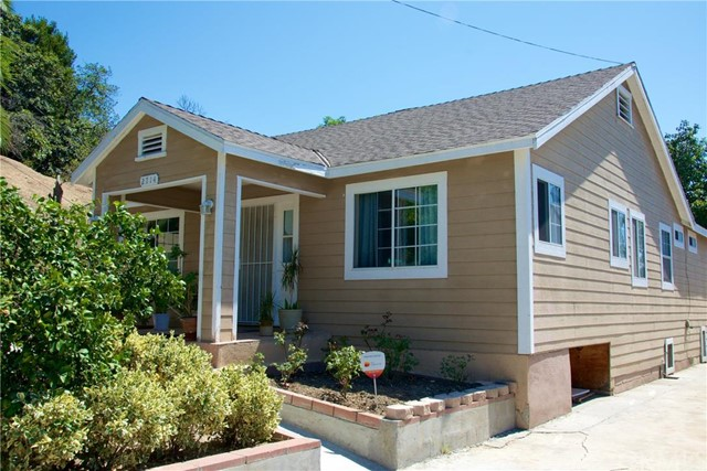 Single Family Home for Sale at 2714 Crestmoore Place Glassell Park, California 90065 United States