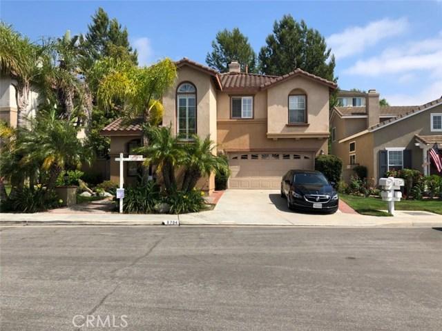 8704 E Wiley Way, Anaheim Hills, California
