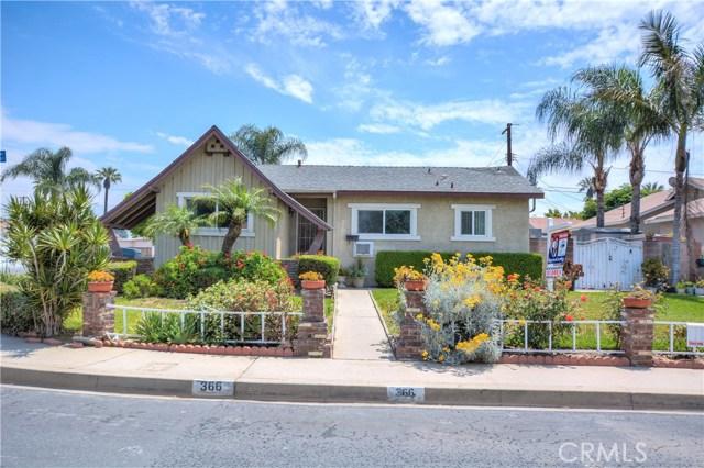 366 S Scott Avenue, Azusa, CA 91702
