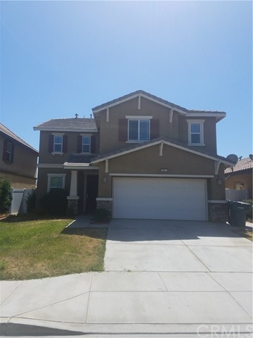 Single Family Home for Rent at 3667 Freesia Street Perris, California 92571 United States