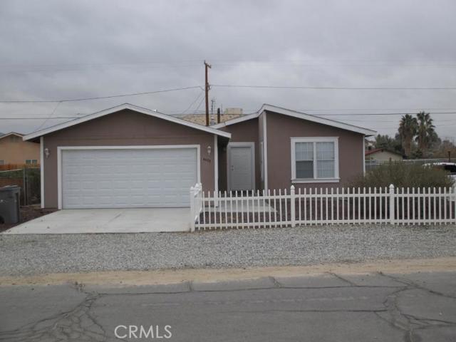 6622 Tamarisk Avenue, 29 Palms CA 92277