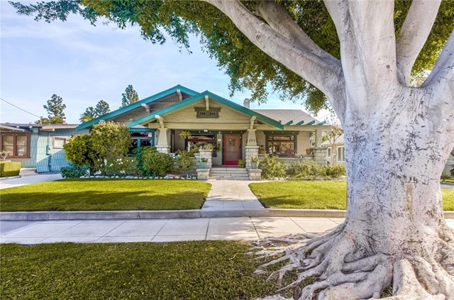 253 S Olive Street, Orange, California