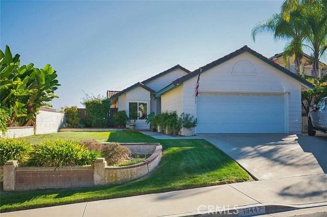 13447 Palamos Place, Chino Hills, California