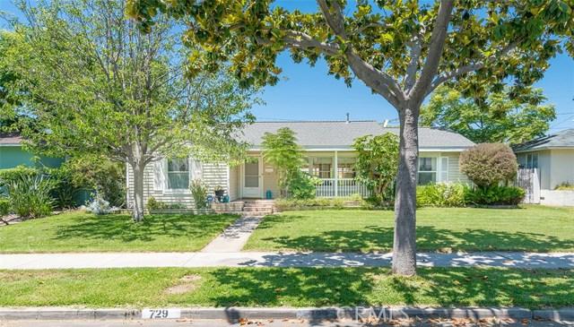 729 Resh Street, Anaheim, CA, 92805