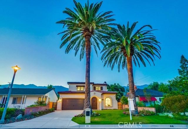 351 Forest Avenue, Arcadia, CA, 91006