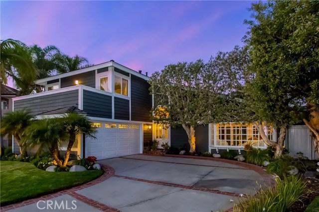 3421 Aquarius Drive, Huntington Beach, CA, 92649