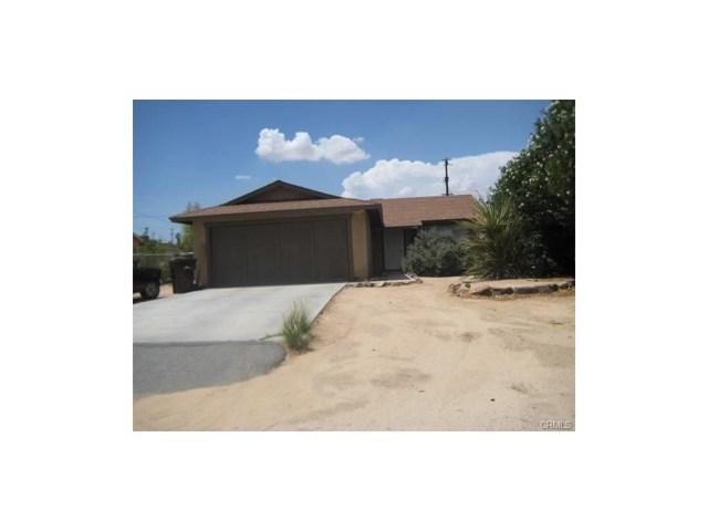 5392 Lupine Avenue 29 Palms, CA 92277 - MLS #: PW17139067