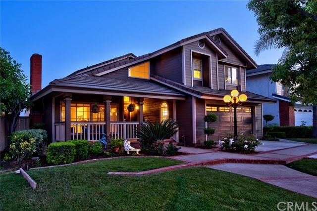 One of Yorba Linda 4 Bedroom Homes for Sale at 17160  WALNUT Street