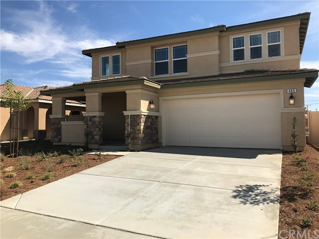 485 Cimarron Drive, Perris, California