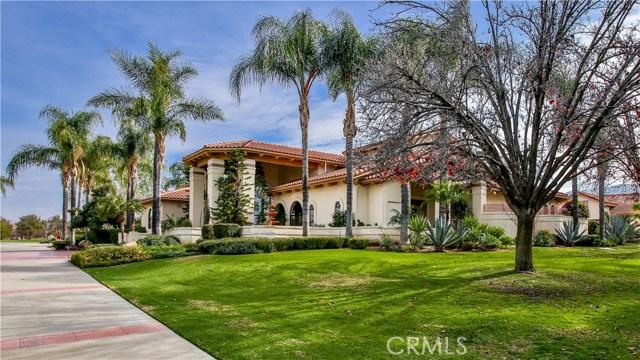 Single Family Home for Sale at 2425 Garretson Avenue Corona, California 92881 United States