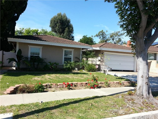 Single Family for Sale at 17207 Buttonwood Street Fountain Valley, California 92708 United States