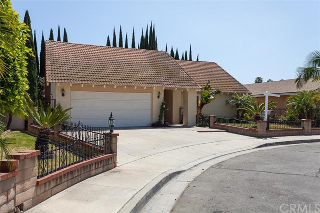 Single Family Home for Sale at 16099 Mount Prieto St Fountain Valley, California 92708 United States