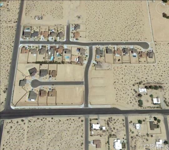 Land for Sale at Calle Todd Calle Todd 29 Palms, California 92277 United States