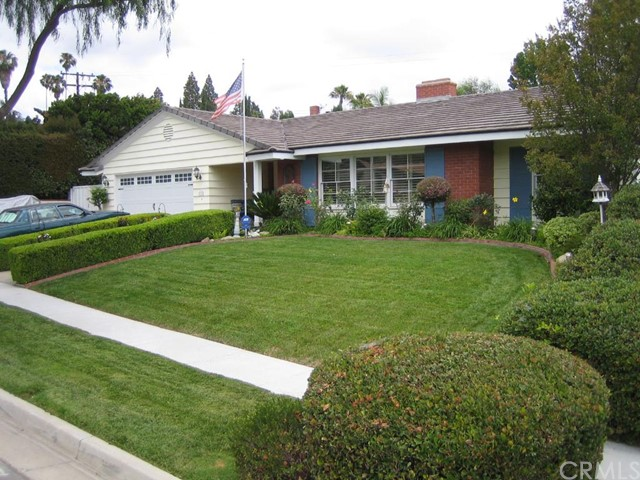 Single Family Home for Sale at 1348 Hollydale St Fullerton, California 92831 United States