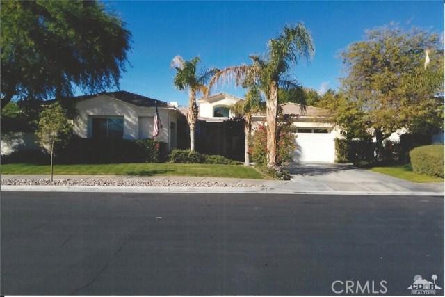 Single Family Home for Sale at 25 Calais Circle 25 Calais Circle Rancho Mirage, California 92270 United States