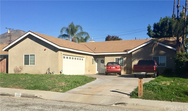 Single Family Home for Sale at 6341 Orange Knoll Avenue San Bernardino, California 92404 United States