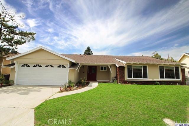 1811 Coro Terrace, Glendale, CA 91208