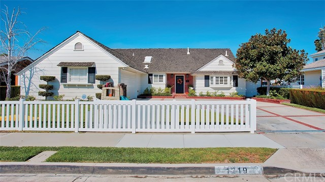 1219 Essex Lane  Newport Beach CA 92660