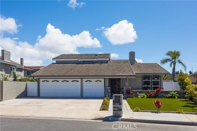 18242  Fieldbury Lane, Huntington Beach, California