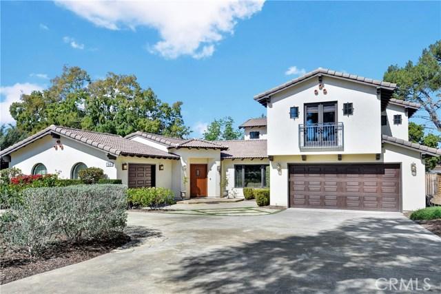 Single Family Home for Sale at 717 Valencia Mesa Drive W Fullerton, California 92835 United States