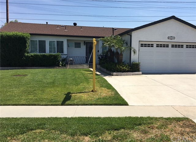Single Family Home for Sale at 8652 Holly Way Buena Park, California 90620 United States