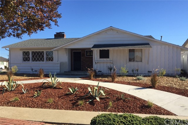 Single Family Home for Sale at 606 Maple Avenue Brea, California 92821 United States