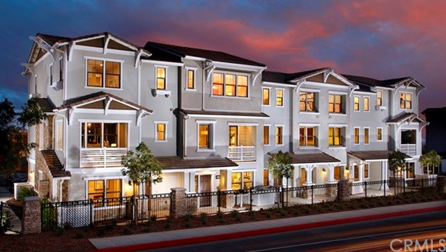One of Townhome Anaheim Hills Homes for Sale at 216 S Auburn Heights Lane