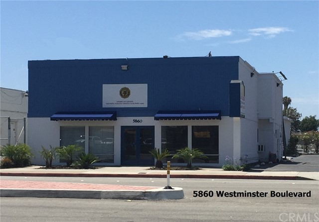 5860 Westminster Boulevard, Westminster, CA 92683