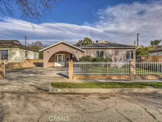 1512 Home Avenue San Bernardino CA 92411