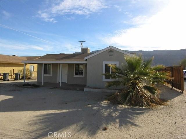 72535 Cactus Drive, 29 Palms, CA 92277