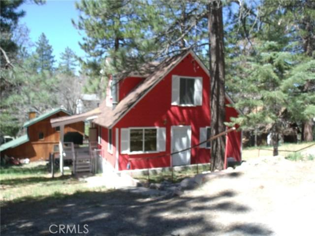Single Family Home for Sale at 2424 Ridge Road Arrowbear Lake, California 92308 United States