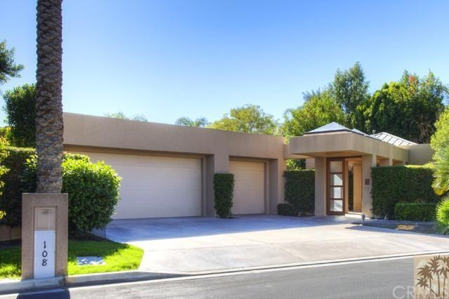 Single Family Home for Sale at 108 Waterford Circle 108 Waterford Circle Rancho Mirage, California 92270 United States