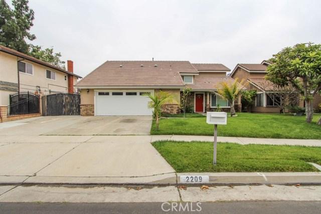 Photo of 2209 Huckleberry Road, Santa Ana, CA 92706