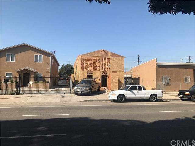 Residential Income for Sale at 10907 S Broadway 10907 S Broadway Los Angeles, California 90061 United States