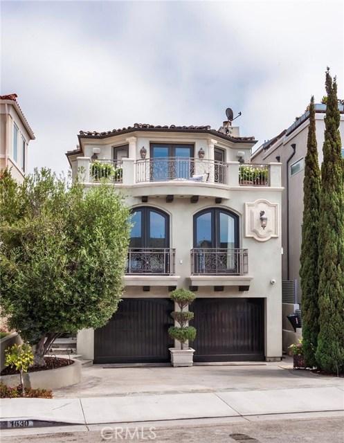 1630 Monterey Boulevard  Hermosa Beach CA 90254