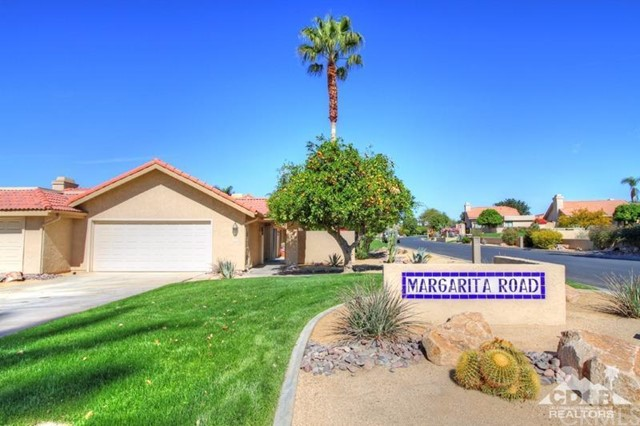 21 Margarita Road Palm Desert, CA 92260 is listed for sale as MLS Listing 216025984DA