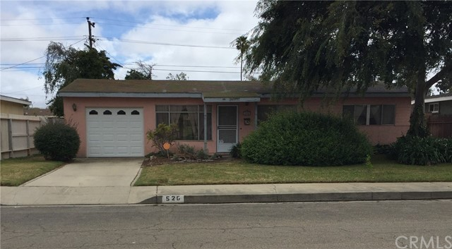 520 W Sunset Avenue, Santa Maria, CA 93458