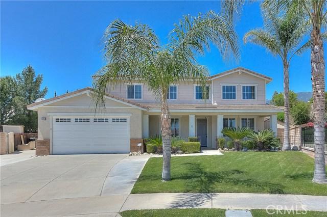5726 Rosecroft Court Rancho Cucamonga CA 91739