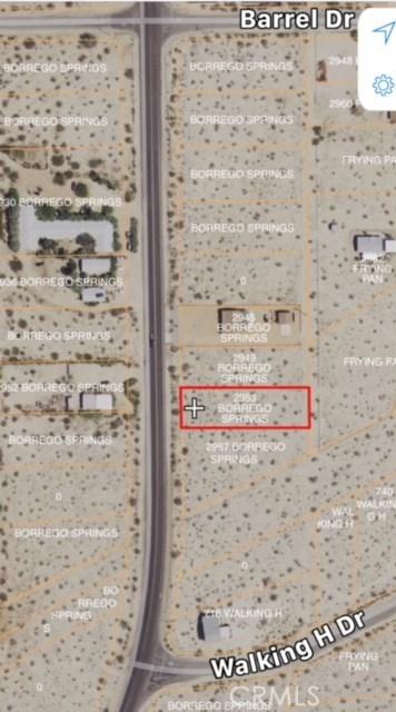 2953 Borrego Springs Road Borrego Springs, CA 92004 - MLS #: IV18189293